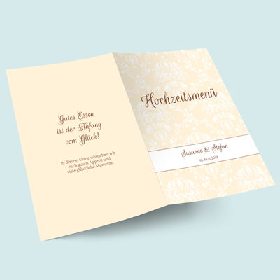 Menükarten: Elegant previews