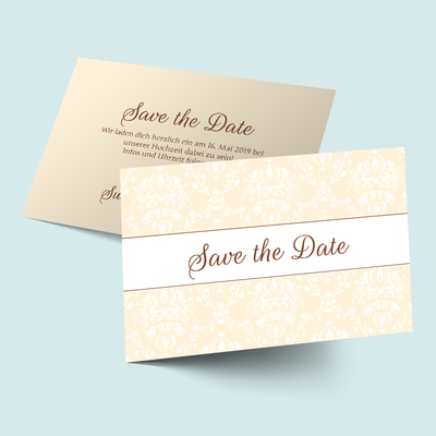 Save the Date Karten: Elegant previews