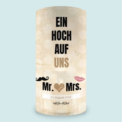 Windlichter: MR. & MRS. in love previews